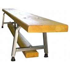 Скамейка гимнастическая 1500 мм