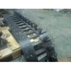 Лента конвейерная, транспортерная Б/У 300х1000 мм (толщина 12-14 мм)