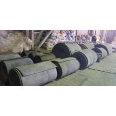 Лента конвейерная, транспортерная Б/У 1200х1000 мм (толщина 12-14 мм)