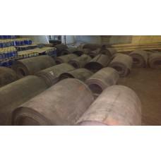 Лента конвейерная, транспортерная Б/У 900х1000 мм (толщина 12-14 мм)
