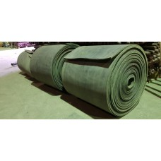 Лента конвейерная, транспортерная Б/У 1400х1000 мм (толщина 12-14 мм)